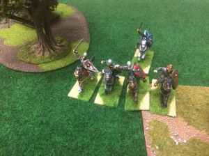 Norman Cavalry